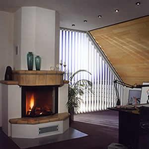 was ist ein lamellenvorhang bzw lamellenvorh nge. Black Bedroom Furniture Sets. Home Design Ideas